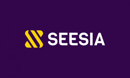 Seesia - Retail company name for sale