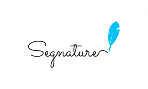 Segnature - Search marketing brand name for sale