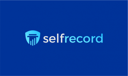 Selfrecord - Potential domain name for sale