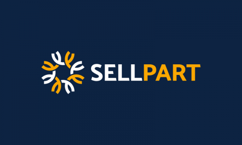 Sellpart - Modern startup name for sale