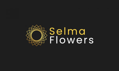 Selmaflowers - E-commerce business name for sale