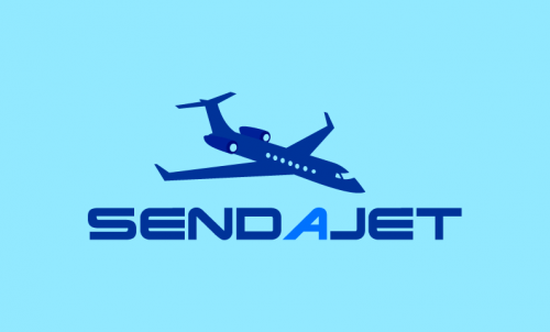 Sendajet - Aviation company name for sale