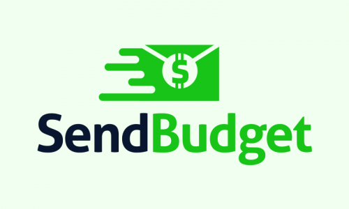 Sendbudget - Business brand name for sale