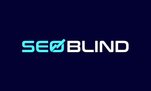 Seoblind - Analytics brand name for sale