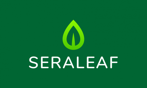 Seraleaf - Playful company name for sale