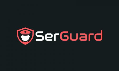 Serguard - Security company name for sale