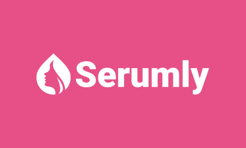 Serumly - E-commerce company name for sale