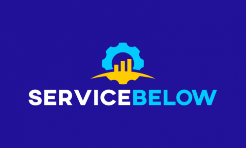 Servicebelow - Technology product name for sale