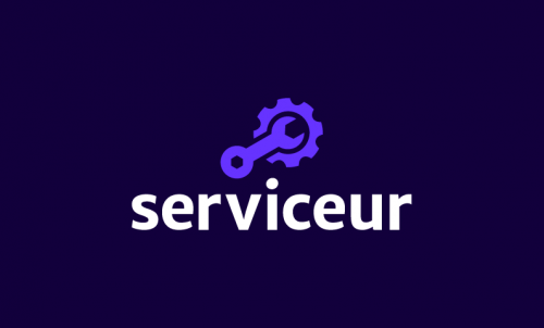 Serviceur - Possible startup name for sale