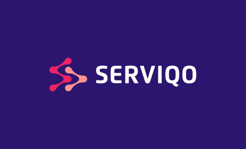 Serviqo - Business brand name for sale