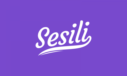 Sesili - Travel company name for sale