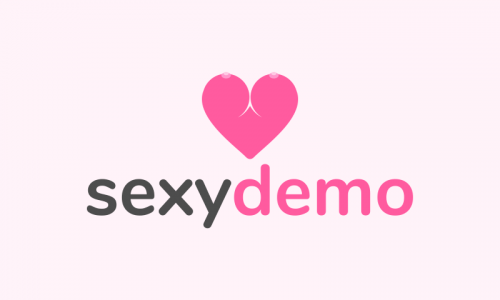Sexydemo - Design startup name for sale