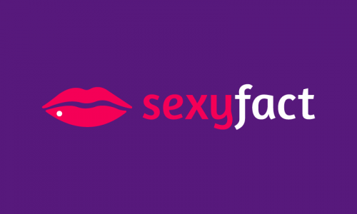 Sexyfact - Fashion domain name for sale