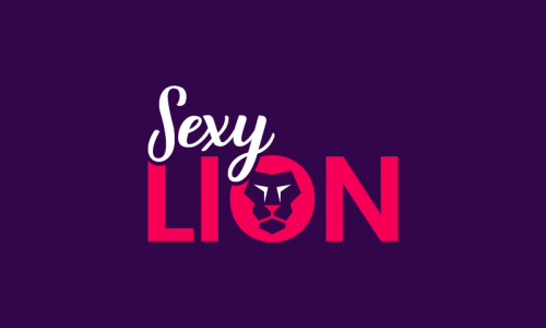 Sexylion - Social domain name for sale
