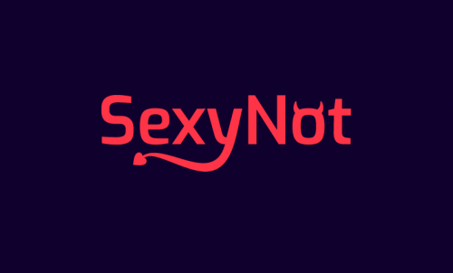 Sexynot - Fashion business name for sale