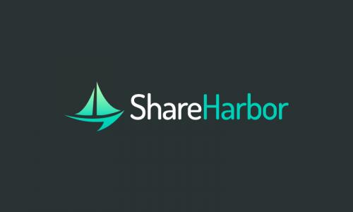 Shareharbor - Social networks startup name for sale