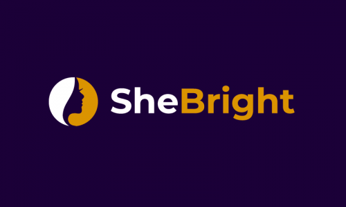 Shebright - Beauty domain name for sale