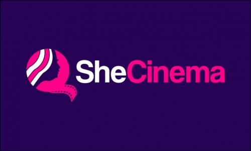 Shecinema - Traditional business name for sale