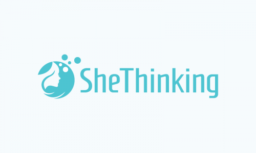 Shethinking - E-commerce startup name for sale