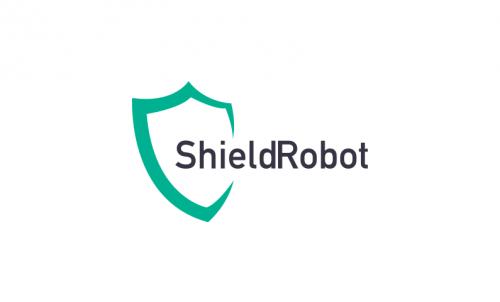 Shieldrobot - Robotics company name for sale