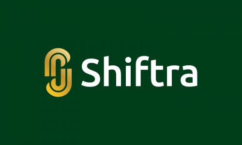 Shiftra - Technology business name for sale