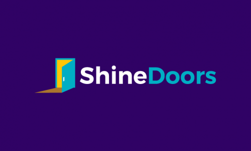 Shinedoors - Business startup name for sale