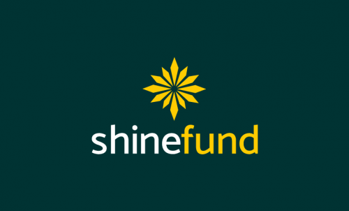 Shinefund - Fundraising business name for sale