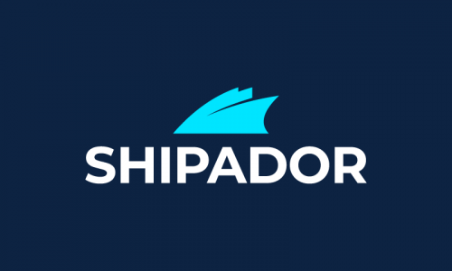 Shipador - Shipping brand name for sale