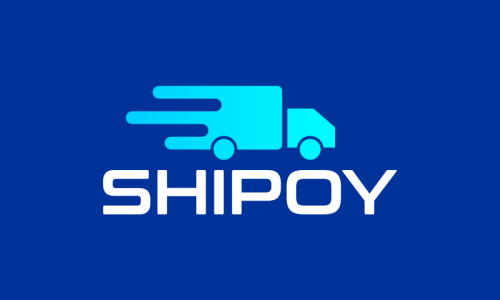 Shipoy - Shipping brand name for sale