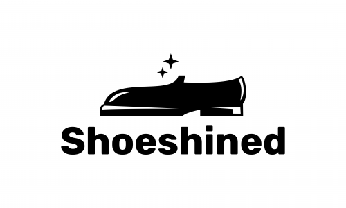 Shoeshined - Appealing product name for sale