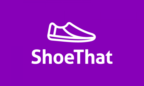 Shoethat - E-commerce startup name for sale