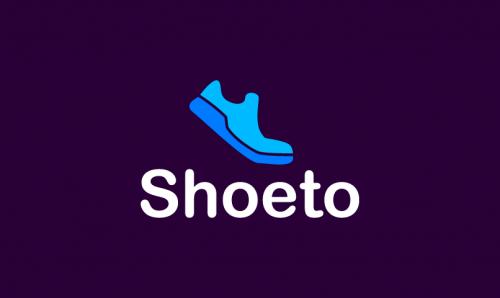 Shoeto - Retail domain name for sale