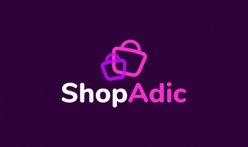 Shopadic - E-commerce startup name for sale