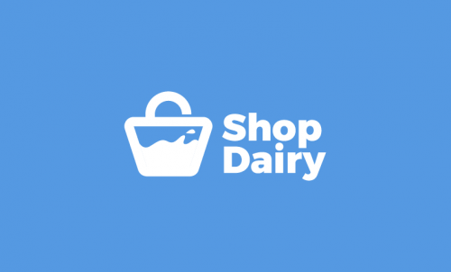 Shopdairy - E-commerce business name for sale