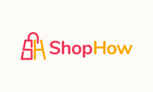 Shophow - E-commerce domain name for sale