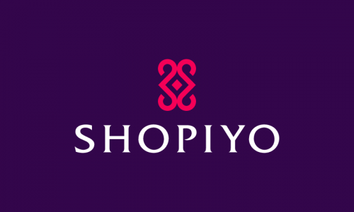 Shopiyo - Retail domain name for sale