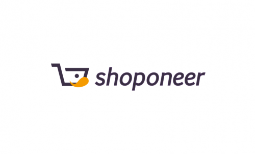 Shoponeer - E-commerce startup name for sale