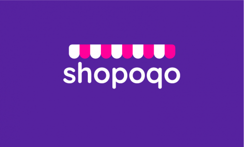 Shopoqo - E-commerce business name for sale