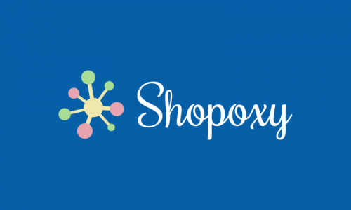Shopoxy - E-commerce business name for sale