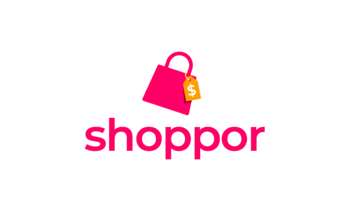 Shoppor - E-commerce domain name for sale