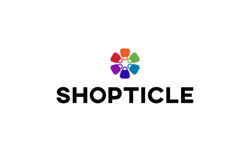 Shopticle - Retail brand name for sale