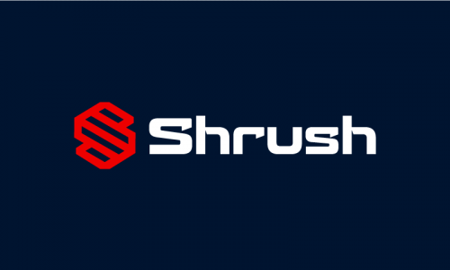 Shrush - Clothing startup name for sale