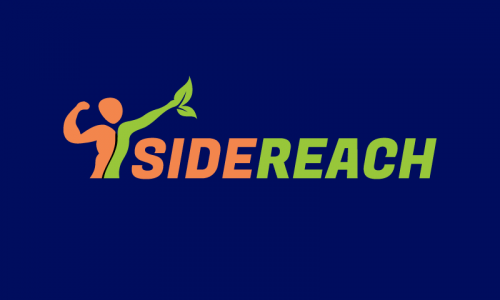 Sidereach - E-commerce brand name for sale