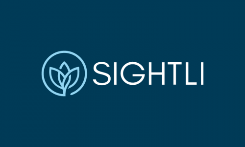 Sightli - Retail company name for sale