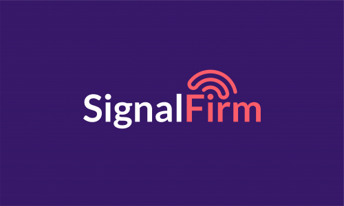 Signalfirm - Cryptocurrency brand name for sale