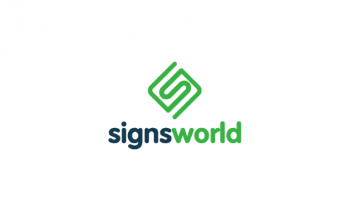 Signsworld - Business startup name for sale