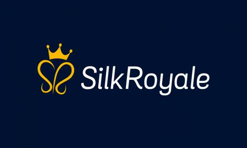 Silkroyale - Retail brand name for sale