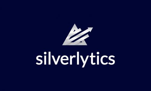 Silverlytics - Analytics startup name for sale