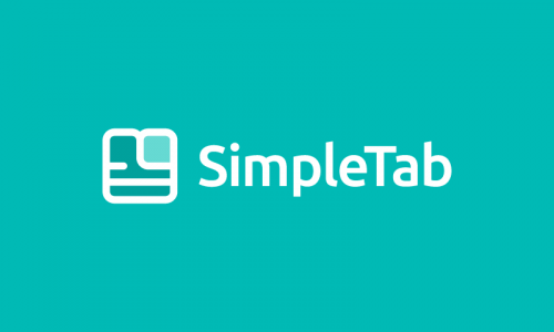 Simpletab - Dining domain name for sale