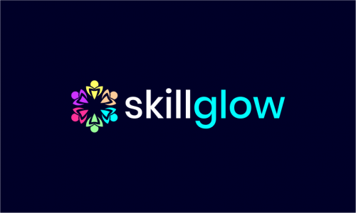Skillglow - Training domain name for sale